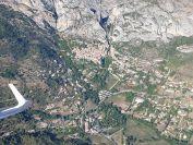 die Provence von oben