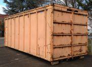 Altpapiercontainer