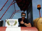 Windenfahrer Daniel Krohmer freut sich auf den Jubilaeumsstart