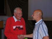 Richard Eppler feiert 75 Jahre Segelflug